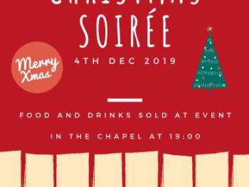 Christmas Music Soiree