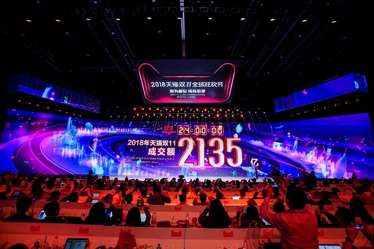 Alibaba singles day 2018 - EuroPass Blog