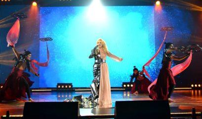 Cristina Scarlat will represent Moldova in Copenhagen.