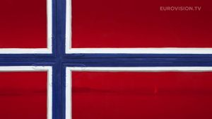 Postcard flags of Eurovision 2014 - Norway