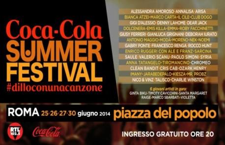 Coca Cola Summer Festival 2014