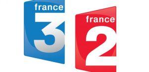 Logo France 3 - France 2