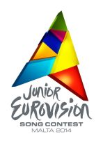The Junior Eurovision 2014 logo