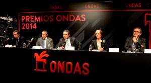 premios-ondas-2014-press-conference