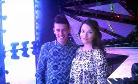 San Marino's Eurovision stars Michele - Anita