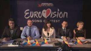 The jury of the Semi-Final of MESC 2015