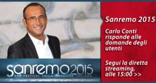 Festival di Sanremo, la CHAT