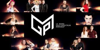 Melodi Grand Prix 2015: Participants