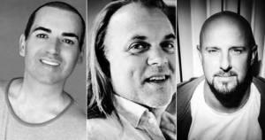 Tony Sánchez-Ohlsson, Thomas G.son y Peter Boström