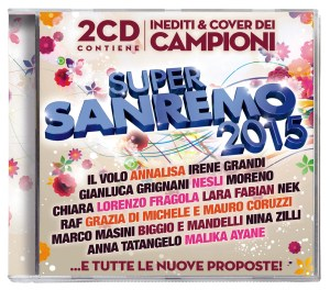CD-SANREMO-2015-Sanremo 2015: la compilation ufficiale