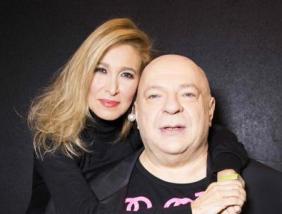 Grazia Di Michele e Mauro Coruzzi
