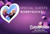 The special guests of Eurovision in Concert 2015 are... BOBBYSOCKS!