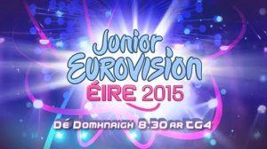 unior Eurovision Éire 2015