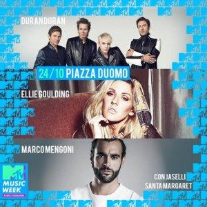MTV World Stage, Milano