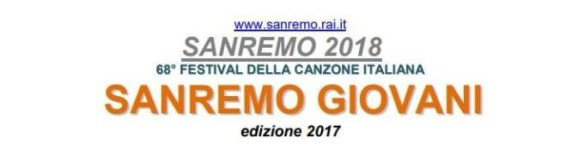 regolamento Sanremo Giovani edizione 2017