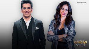 Filomena Cautela e Pedro Fernandes