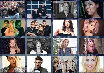 Partecipanti EMA 2018