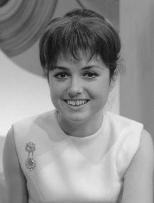 Gigliola Cinquetti, winner of the 1964 contest for Italy.