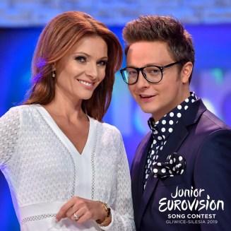 Agata Konarska i Mateusz Szymkowiak
