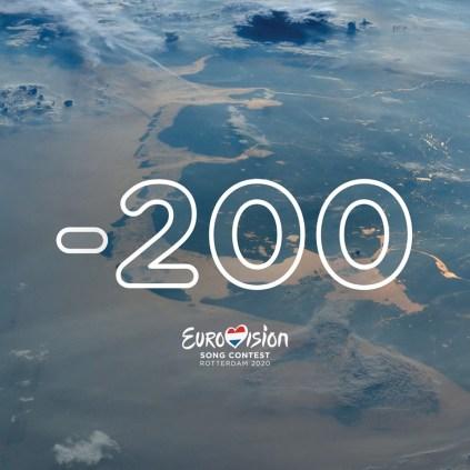 200 giorni per l'Eurovision Song Contest 2020!