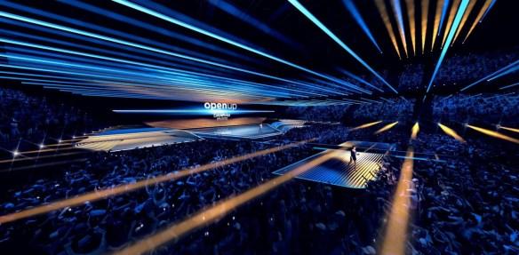Eurovision 2020 stage design3