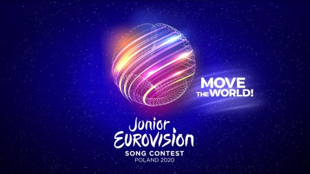 #MoveTheWorld is the slogan for Junior Eurovision 2020