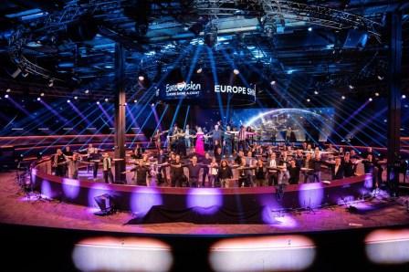 The Dutch team that made Eurovision - Europe Shine A Light happen