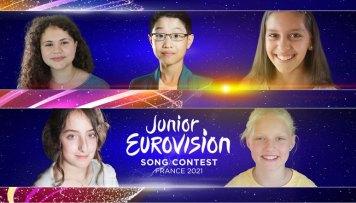 Participanti allo Junior ESC - Wer fährt nach Paris?