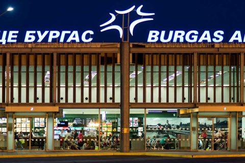 Аэропорт Бургаса: как добраться до города
