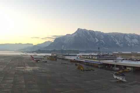 Аэропорт Зальцбурга: как добраться до города