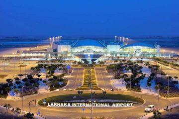 Онлайн-табло аэропорта Ларнака