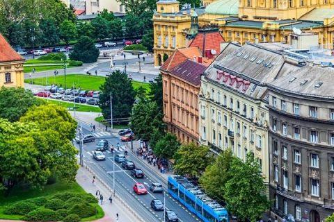 Авиабилеты в Загреб: удобные варианты перелета из России