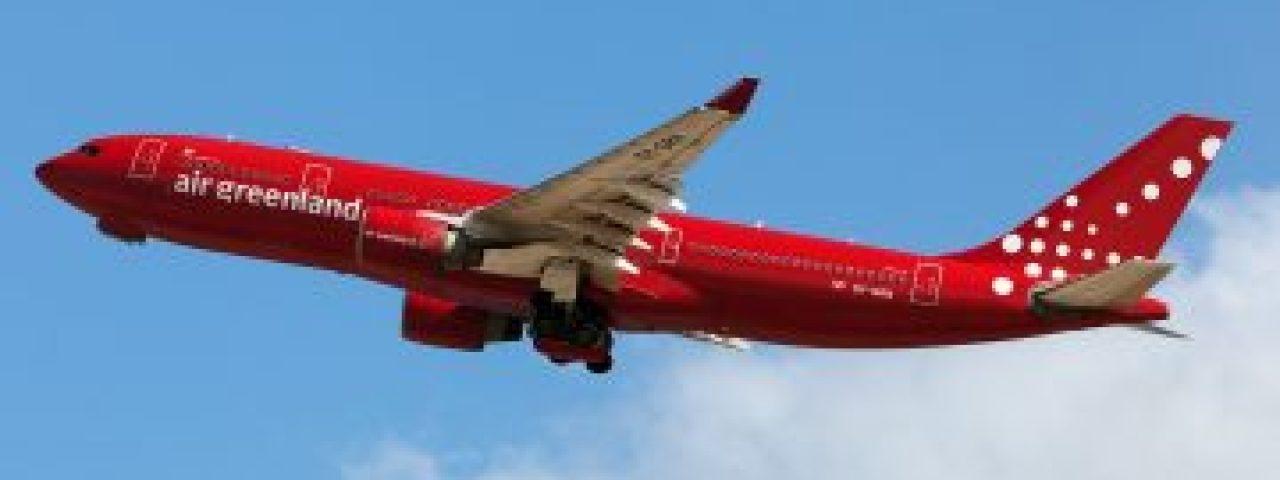 Обзор Air Greenland – регионального перевозчика