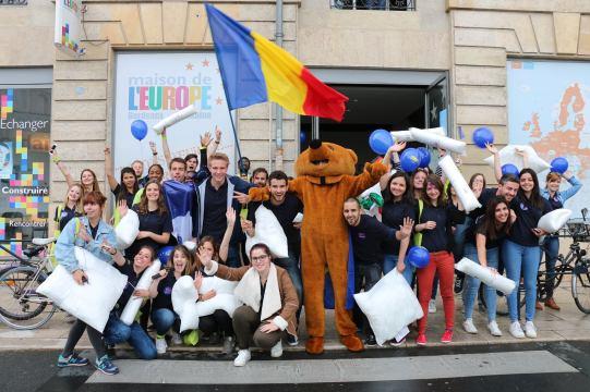Saison 1 - ambassadeurs des valeurs européennes