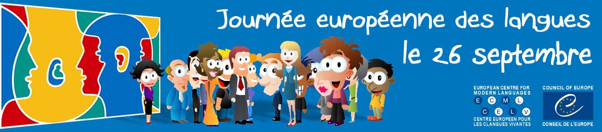 C'est la journée européenne des langues !