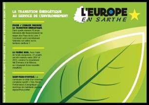La transition énergétique au service de l'environnement