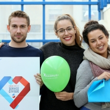 Fête Europe volontariats