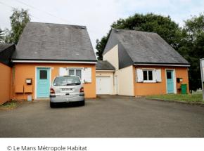 Rénovation énergétique Groupe Bruyères Le Mans Habitat
