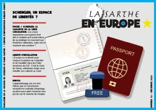 Schengen, un espace de libertés