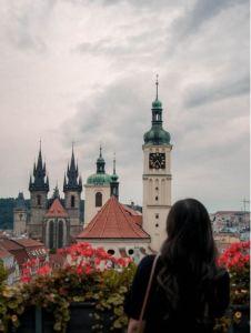 Embarquez à Prague en République Tchèque avec Tereza