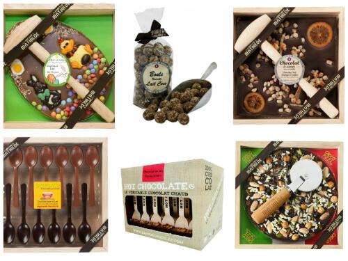 Le Comptoir de Mathilde chocolate