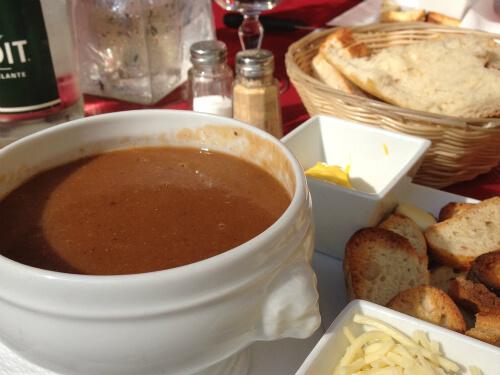 ニースで1番おいしい?フィッシュスープ