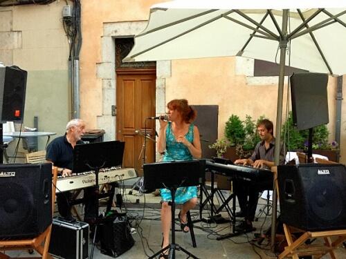 一年に一度、一日しか開催されないジローナのフードフェスティバル