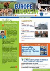 Europe Limousin n°14 page 1