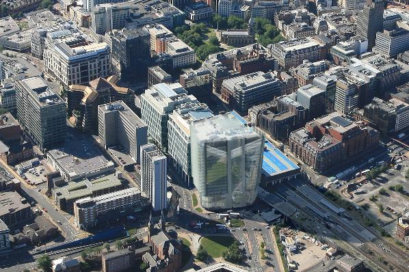 M&g Real Estate To Fund Largest Ever City Centre Office
