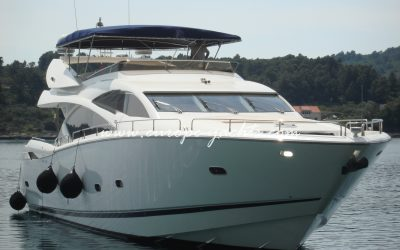 Motor Yachts Charter Croatia With Europe Yachts Charter