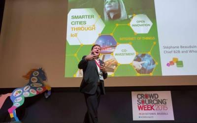 The Crowdsourcing Week in Brussels
