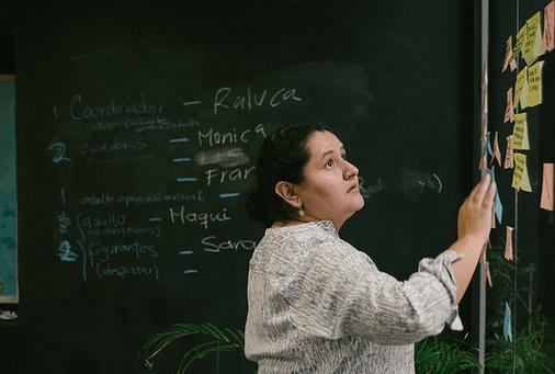 Carolina Escobar Mejía: our remarkable social innovator