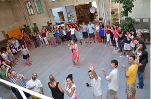 España: Taller de Liderazgo Participativo (Art of Hosting) en Donosti