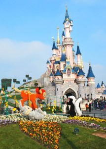 Money-saving Tips Disneyland Paris Stripes Europe